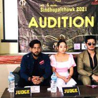 Mr & Miss Sindhupalchok