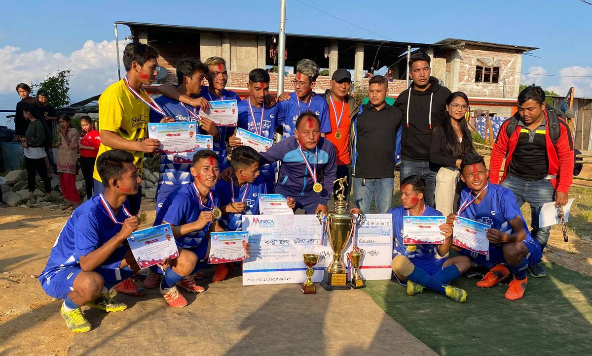 Malikadevi Cup
